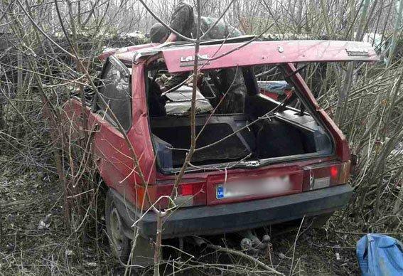 В страшном ДТП в Бахмутском районе погиб мужчина (ФОТО), фото-1