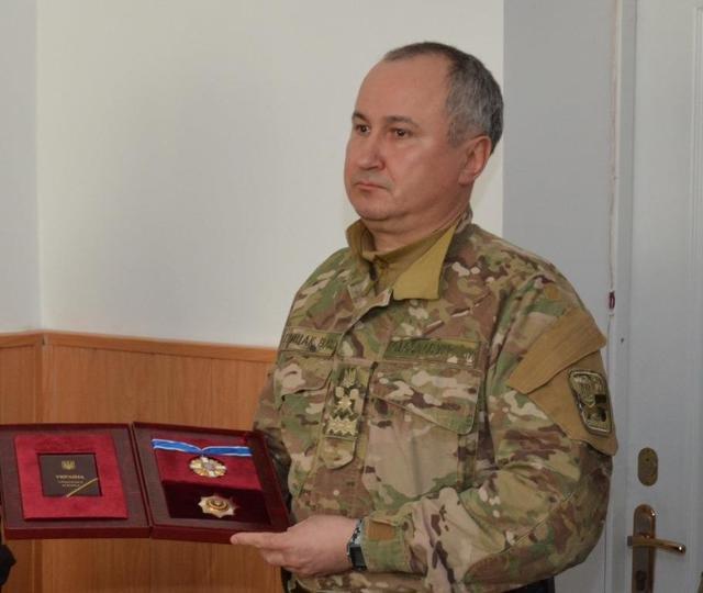 Президент посмертно наградил полковника СБУ, которого взорвали в Мариуполе (ФОТО + ВИДЕО), фото-1