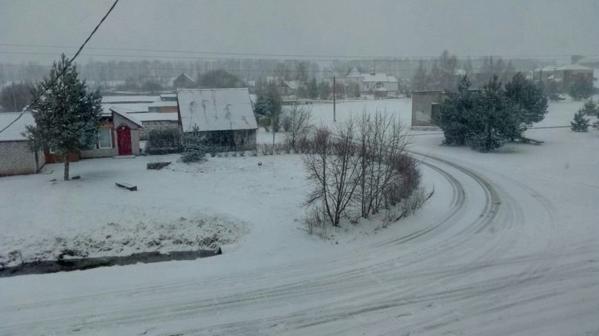 В пятницу – снег, в воскресенье – гроза: как менялась погода на Витебщине в трех фото, фото-1