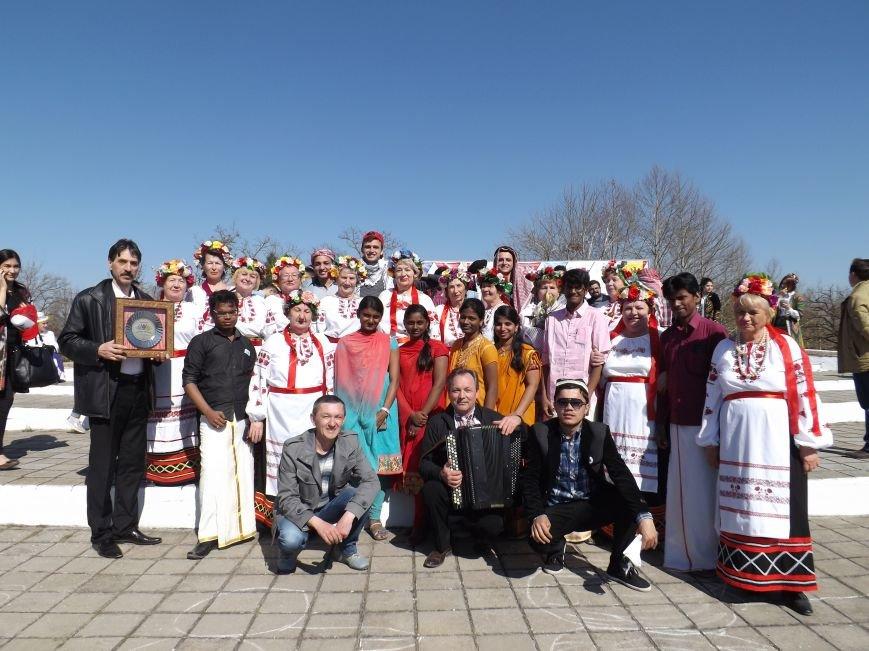 Творческие коллективы Ялты, Алупки и Кореиза приняли участие в фестивале «Дружба народов», фото-1