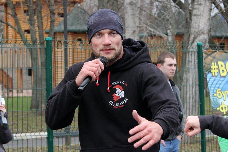 Алексей Стоян открыл в Белгороде сезон общегородских зарядок, фото-4
