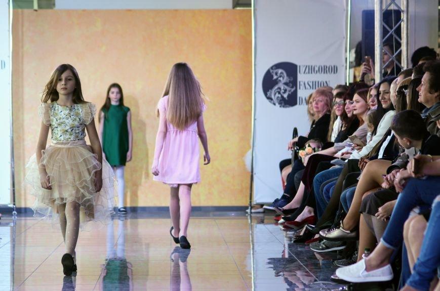 В Ужгороді пройшов «Uzghorod Fashion Day»: фоторепортаж, фото-6
