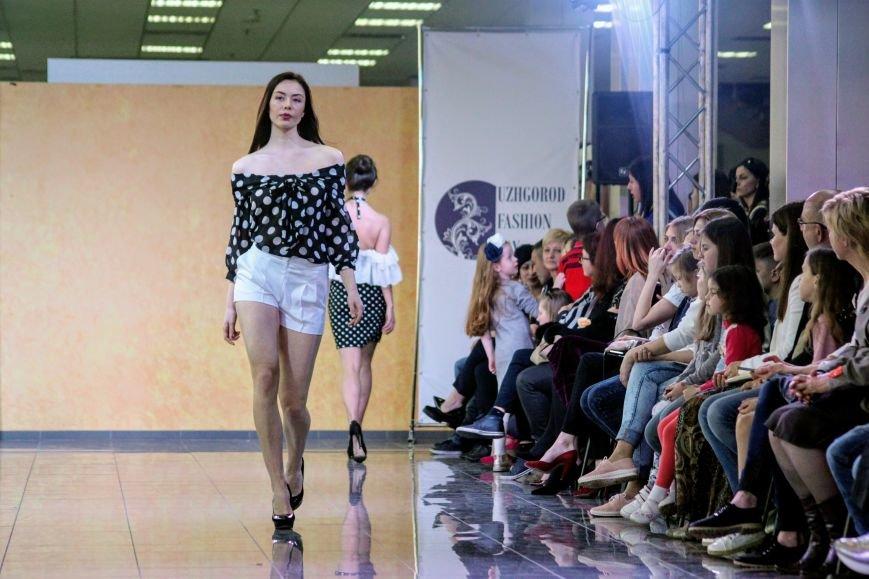 В Ужгороді пройшов «Uzghorod Fashion Day»: фоторепортаж, фото-21
