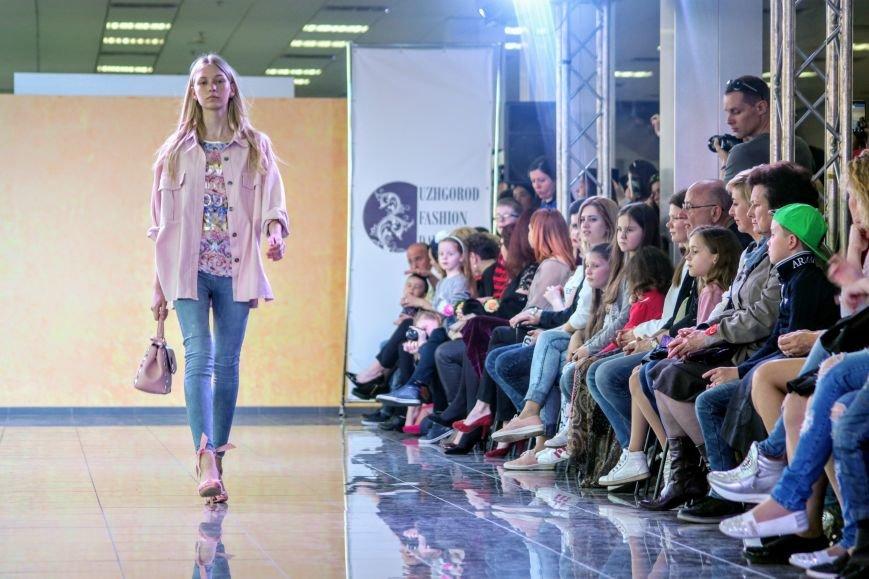 В Ужгороді пройшов «Uzghorod Fashion Day»: фоторепортаж, фото-19