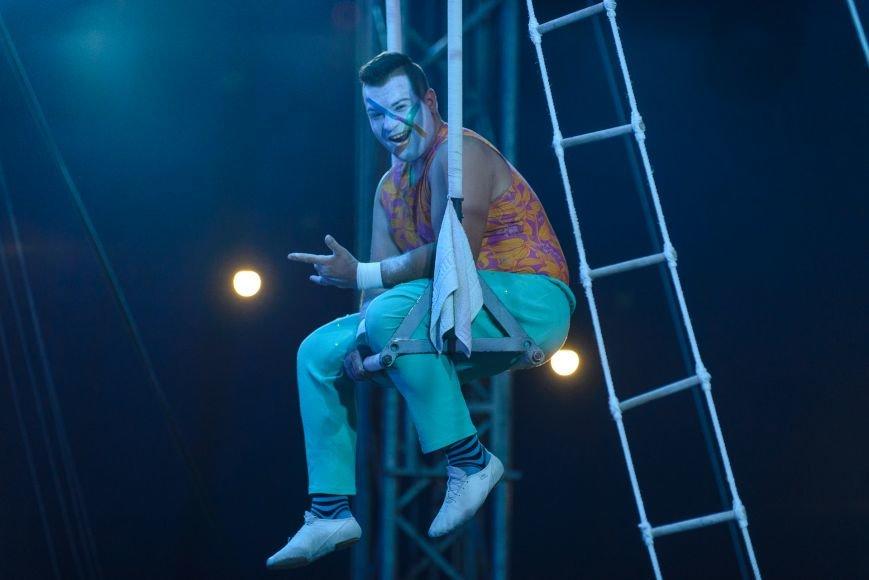 Артисты Цирка КОБЗОВ выступят с Шоу «Цирк Италии», фото-2