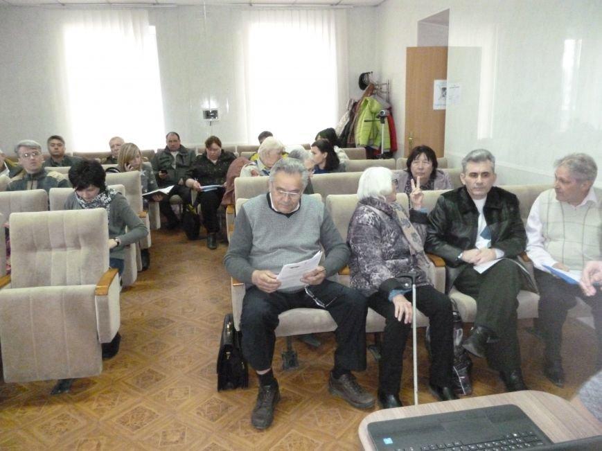 В Покровске заседал общественный совет, фото-1