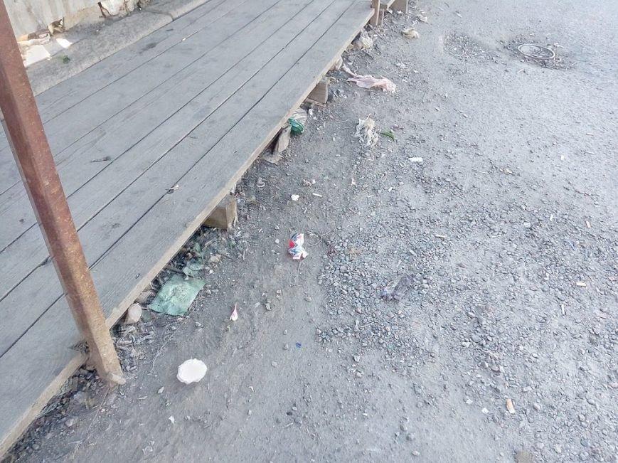 Стало ясно, кто засыпает мусором одесский «Привоз» (ФОТО), фото-6