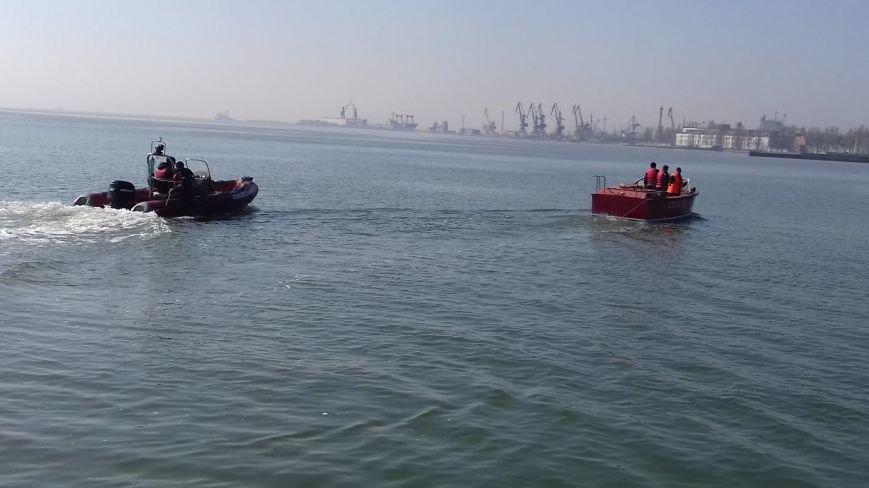 Мариупольские спасатели очистили акваторию пляжей от мин (ФОТО), фото-2