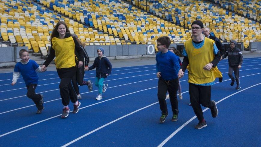 В Киеве прошел массовый забег детей-аутистов (ФОТОРЕПОРТАЖ), фото-15