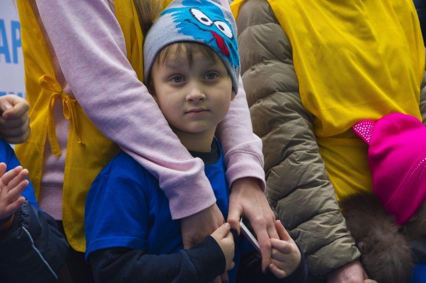 В Киеве прошел массовый забег детей-аутистов (ФОТОРЕПОРТАЖ), фото-4