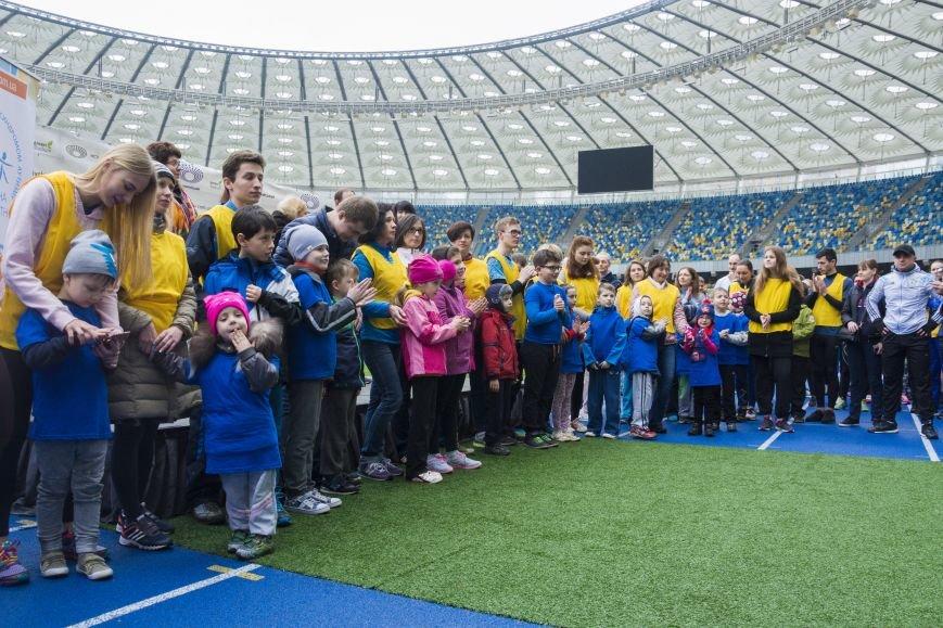 В Киеве прошел массовый забег детей-аутистов (ФОТОРЕПОРТАЖ), фото-1