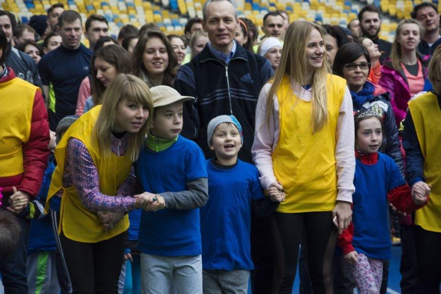 В Киеве прошел массовый забег детей-аутистов (ФОТОРЕПОРТАЖ), фото-12