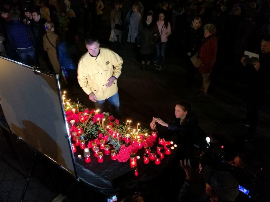 Симферопольцы зажигают лампадки и скорбят по погибшим в результате взрыва в Санкт-Петербурге (ФОТОФАКТ), фото-3