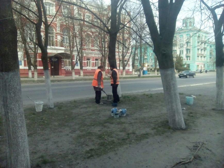 Новомосковск 0569 улица