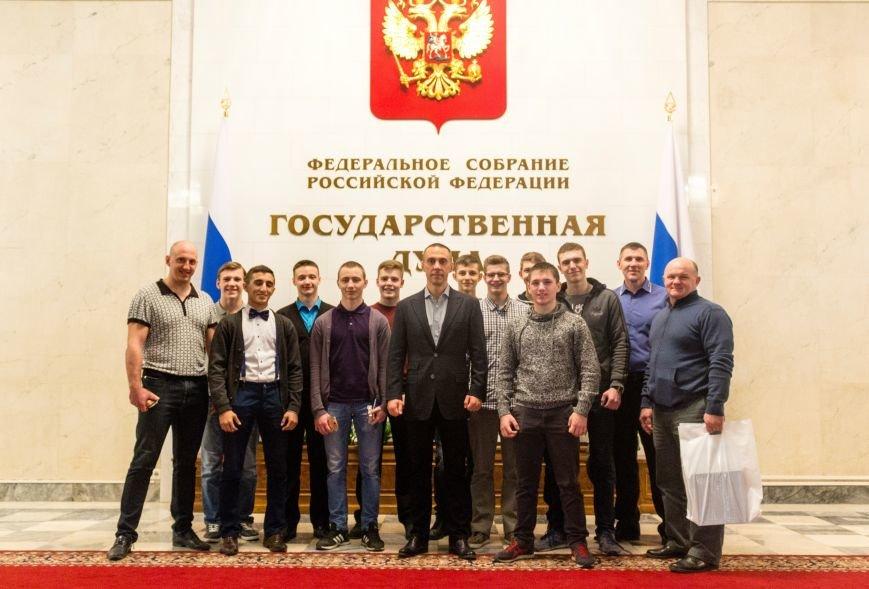 Профсоюз «Правда» провёл рабочую встречу с депутатами Госдумы, фото-3