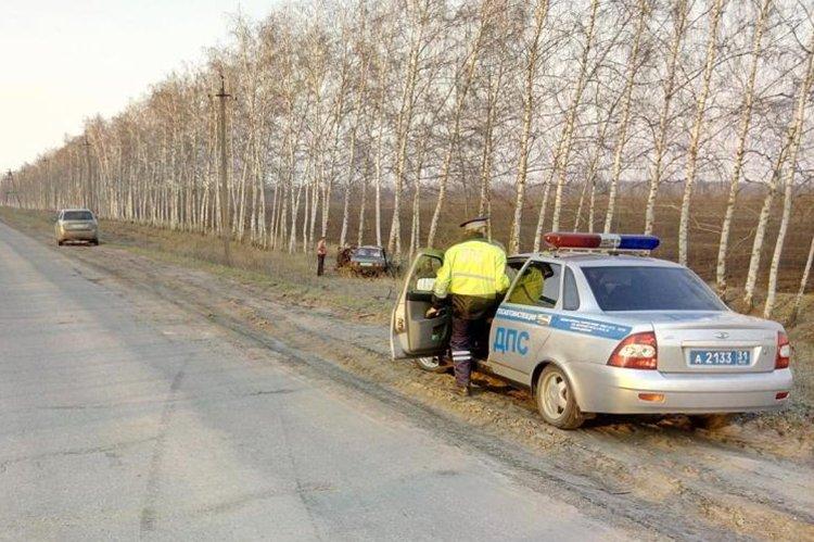 На трассе «Белгород-Павловск» сбили велосипедиста, фото-1