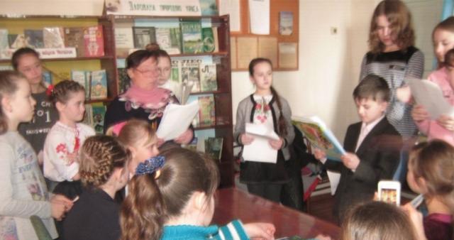 У Новоград-Волинському районі відбувся тиждень дитячого читання, фото-1
