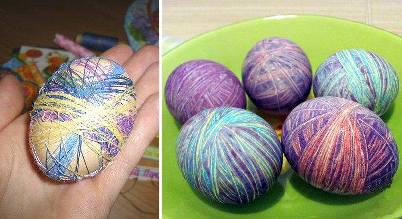Сайт Go61.ru советует, как украсить пасхальные яйца, фото-5