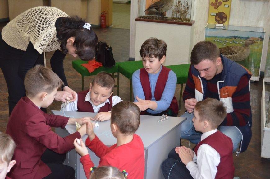 Школьники узнали о канюке обычном, фото-3