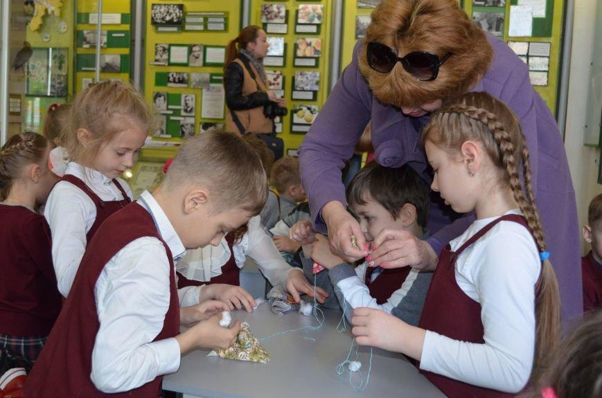 Школьники узнали о канюке обычном, фото-4