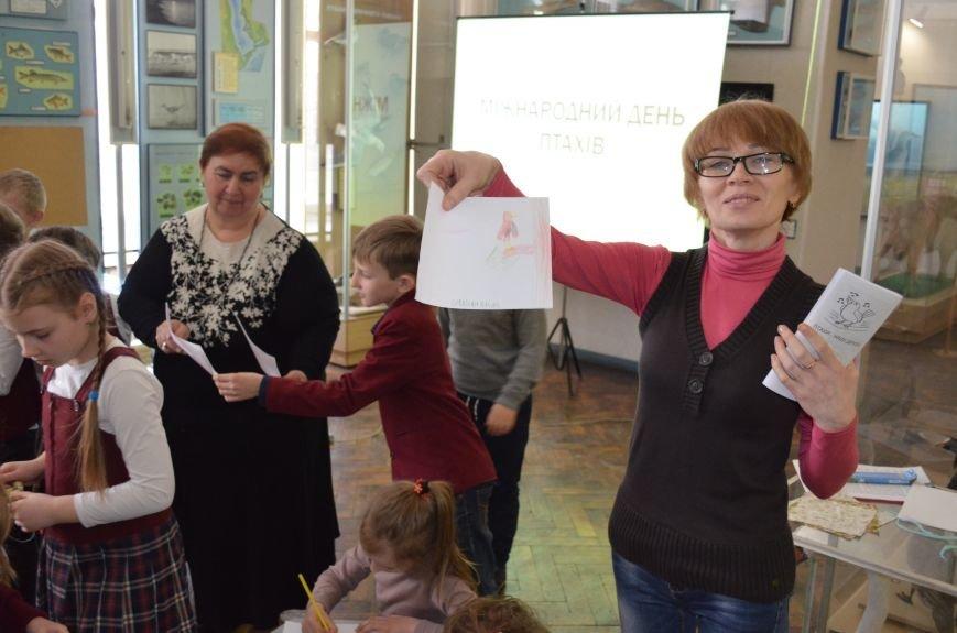 Школьники узнали о канюке обычном, фото-6