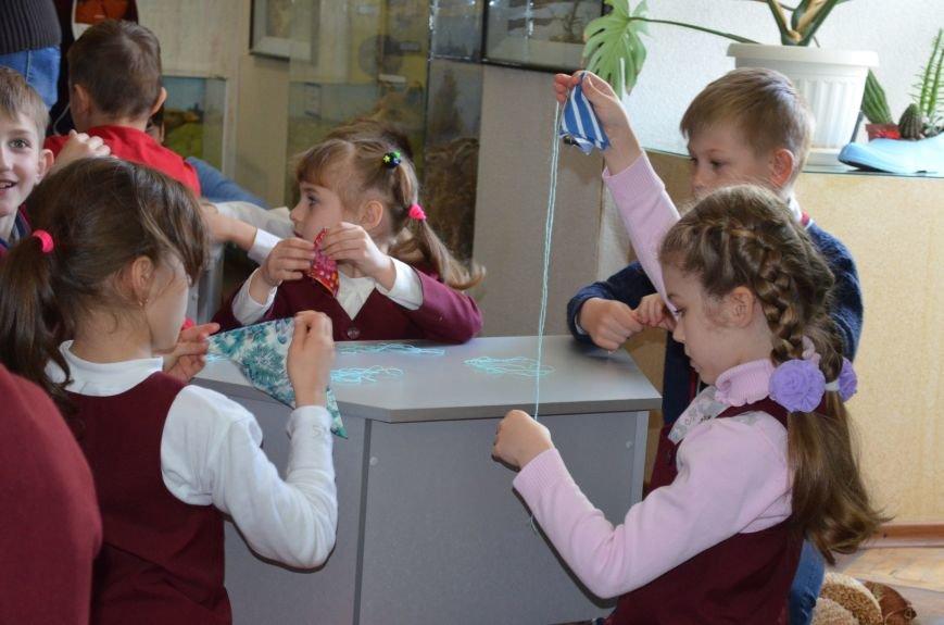 Школьники узнали о канюке обычном, фото-2