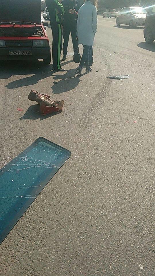В аварии на проспекте Гагарина пострадал один из водителей (ФОТО), фото-2