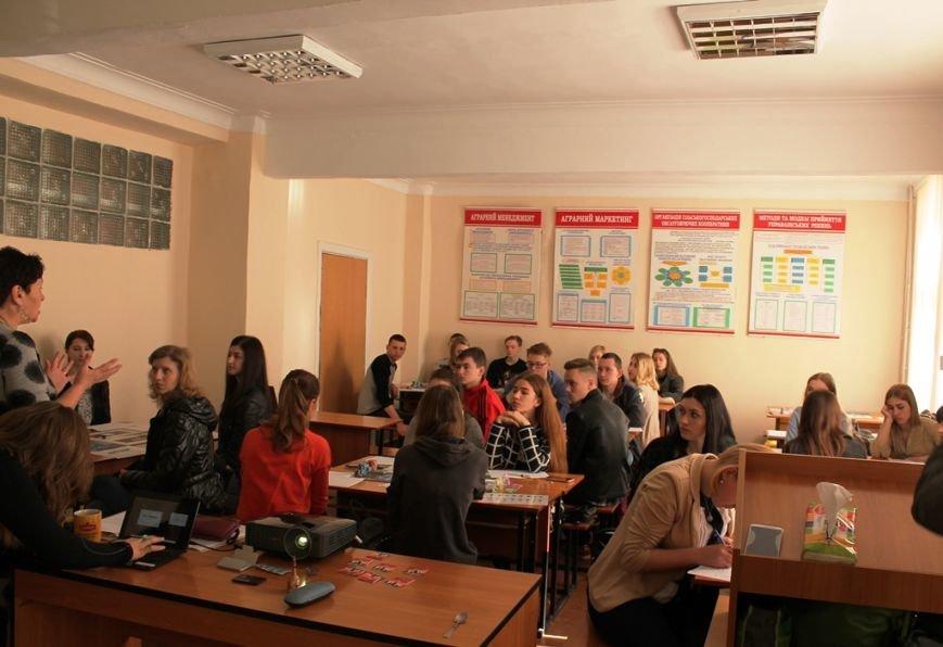 Студенты участвовали в бизнес- игре, которая меняет реальность, фото-2