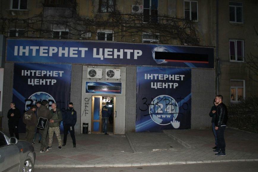 Национальный корпус объявил войну игровым автоматам в Краматорске, фото-3