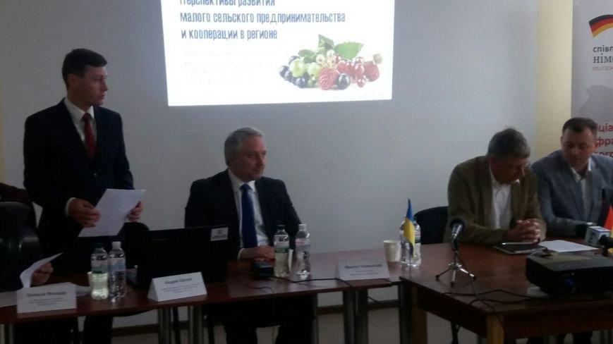Немецкие компании поддержат сельскохозяйственный бизнес в области, фото-2
