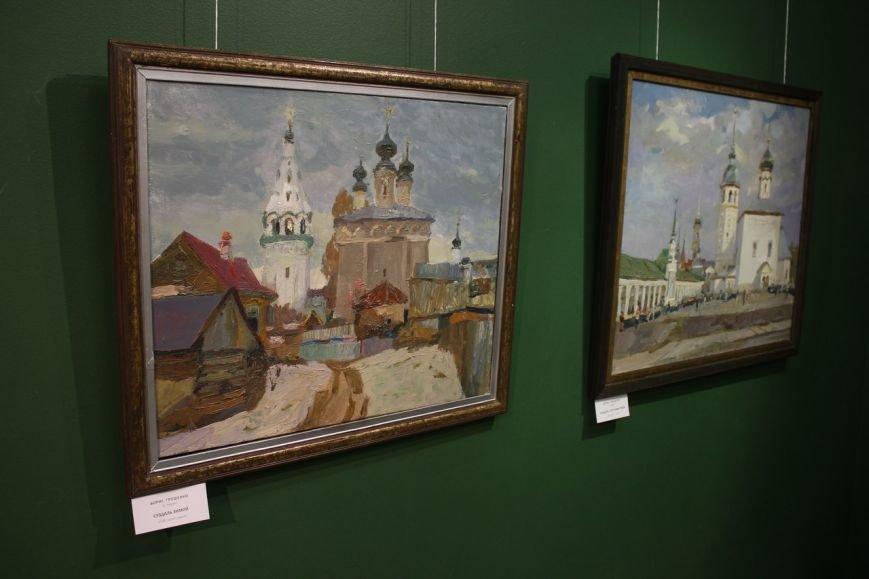 Леонардо да Винчи из Курска. В Белгороде открылась выставка Бориса Грошенко, фото-2