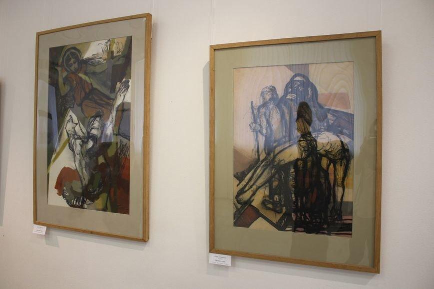 Леонардо да Винчи из Курска. В Белгороде открылась выставка Бориса Грошенко, фото-5