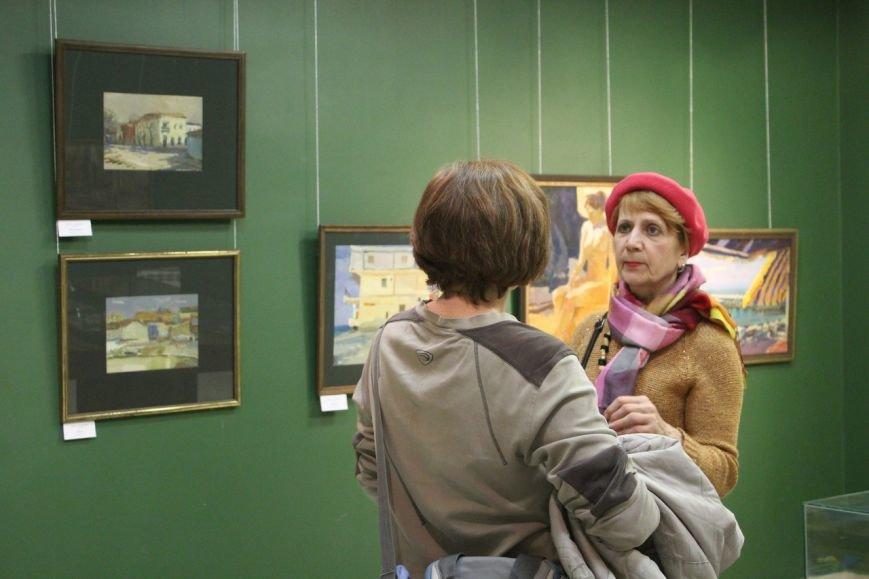 Леонардо да Винчи из Курска. В Белгороде открылась выставка Бориса Грошенко, фото-4