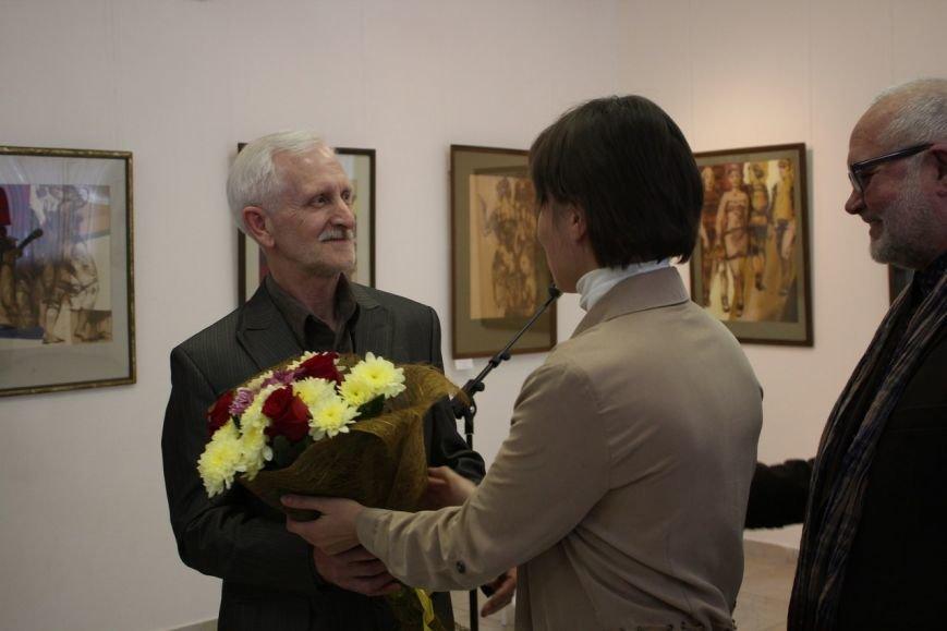 Леонардо да Винчи из Курска. В Белгороде открылась выставка Бориса Грошенко, фото-1