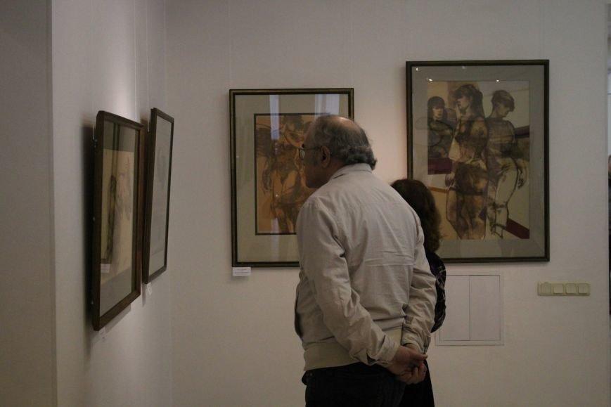 Леонардо да Винчи из Курска. В Белгороде открылась выставка Бориса Грошенко, фото-3