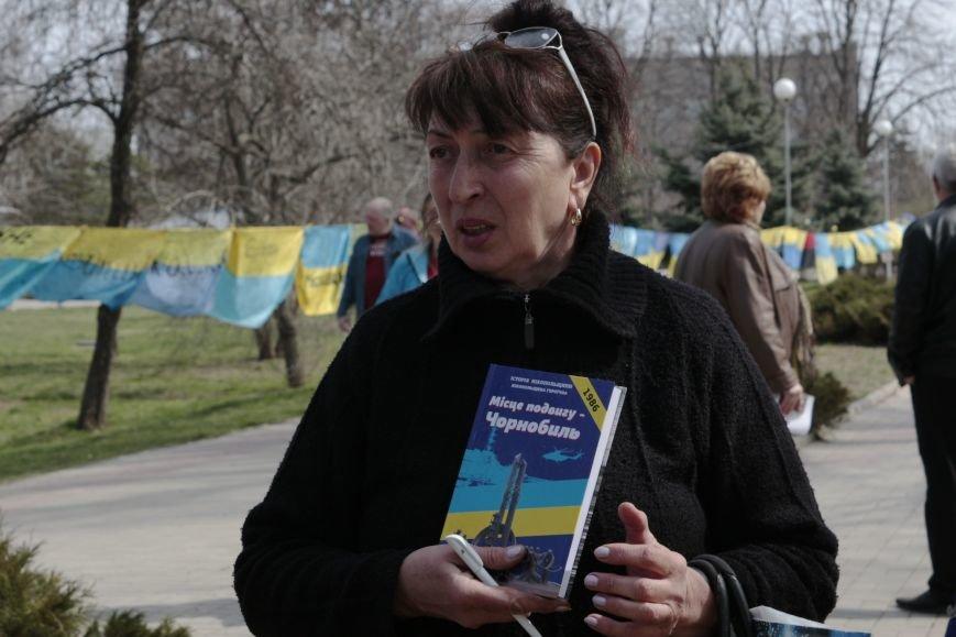 Необычная судьба красивой женщины: Известная волонтерка Екатерина Валевская в Никополе, фото-12