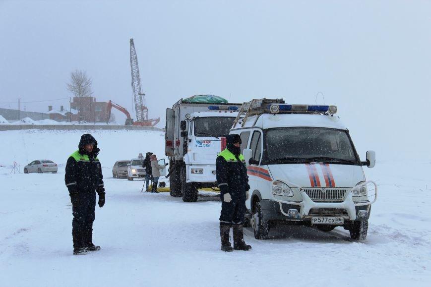«Не теряя надежды». На Оби идут поиски мальчика, который в ноябре провалился под лед, фото-1