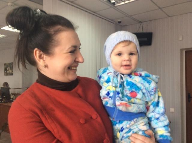 Годовалая малышка Кира Циммерман нуждается в помощи, фото-1
