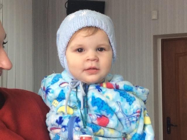 Годовалая малышка Кира Циммерман нуждается в помощи, фото-2