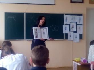 """У Новоград-Волинській гімназії відбувся майстер-клас на уроці """"Мистецтво романтизму"""", фото-2"""