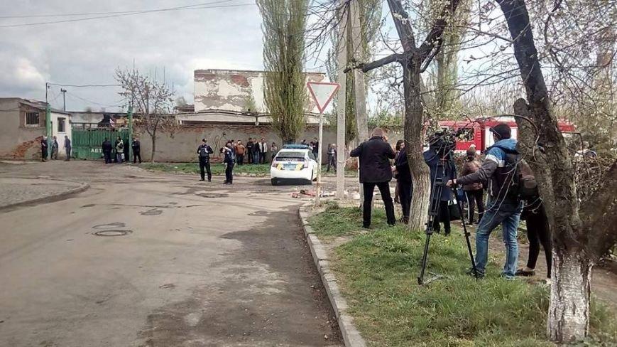 """У """"Закарпатгаз"""" зателефонували з повідомленням, що будівля вибухне після обіду: відео, фото-2"""