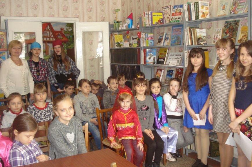 В Покровской детской библиотеке-филиале №13 для юных читателей провели праздник Книги и Чтения, фото-3