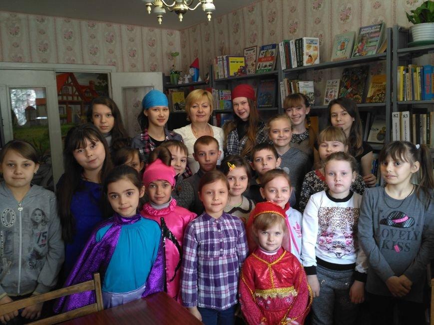 В Покровской детской библиотеке-филиале №13 для юных читателей провели праздник Книги и Чтения, фото-4