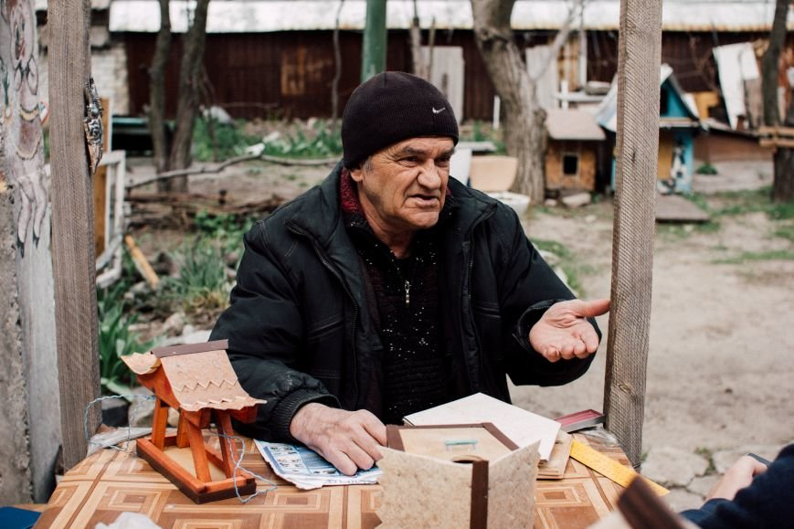 """""""Нам всем нужны скворечники"""": как обычный пенсионер объединил запорожцев и стал знаменитым после поста в Фейсбук, - ФОТО, ВИДЕО, фото-4"""