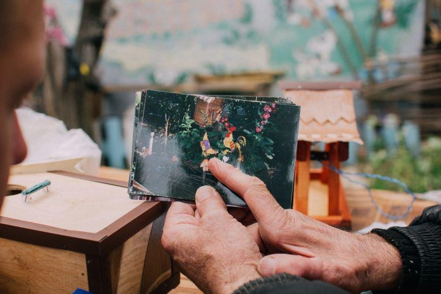 """""""Нам всем нужны скворечники"""": как обычный пенсионер объединил запорожцев и стал знаменитым после поста в Фейсбук, - ФОТО, ВИДЕО, фото-9"""