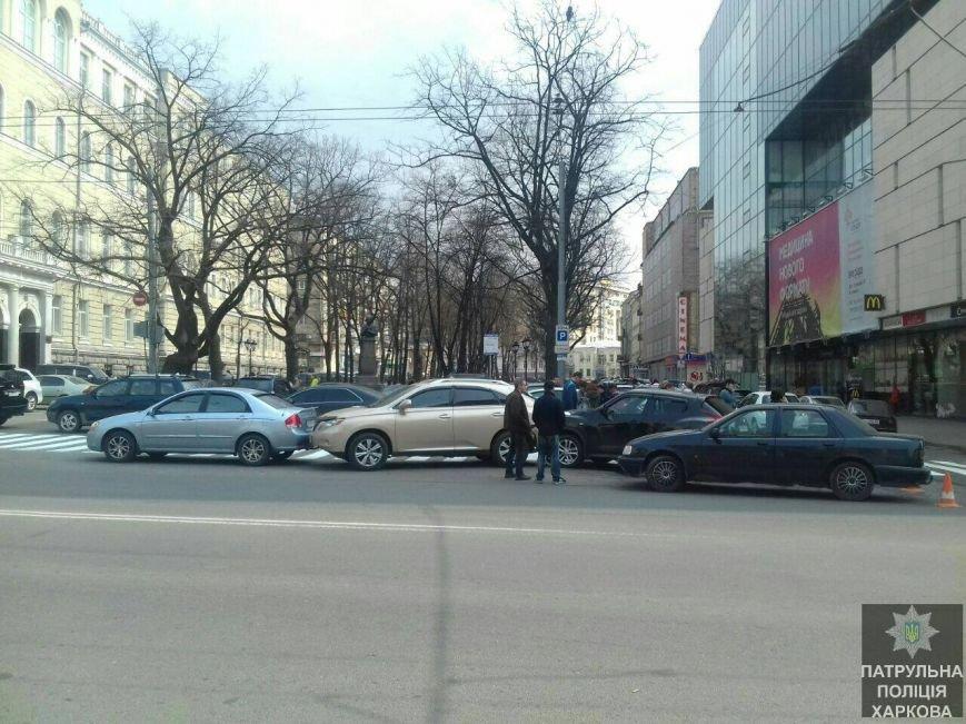 В центре Харькова - масштабная авария (ФОТО), фото-3