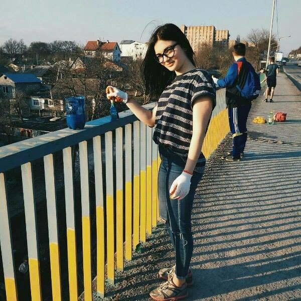 """""""Лань, що біжить"""" оновлює свої синьо-жовті барви (фотозвіт), фото-2"""