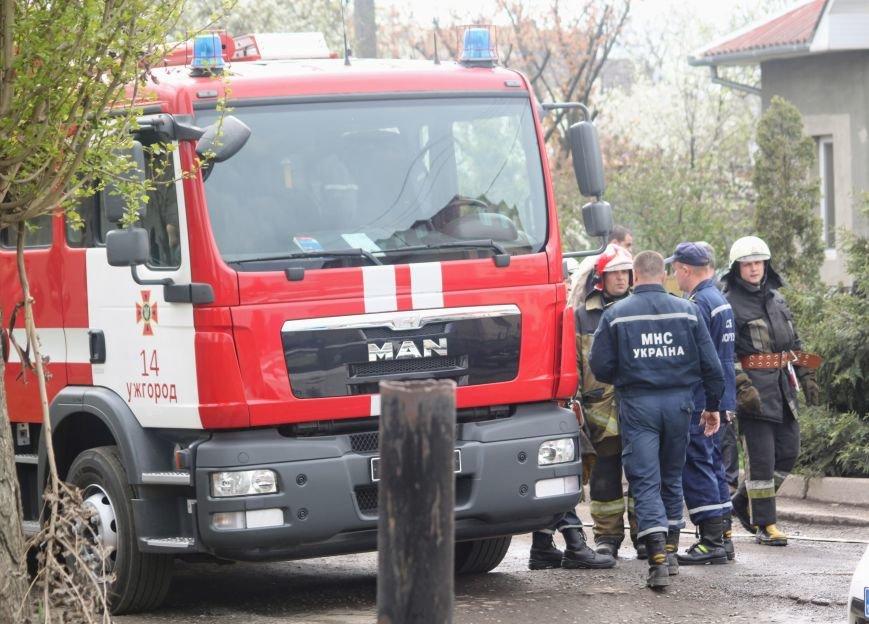 «Закарпатгаз»: пошуки вибухівки, «лірика» про абонплату та жарти очевидців (ФОТОРЕПОРТАЖ), фото-9