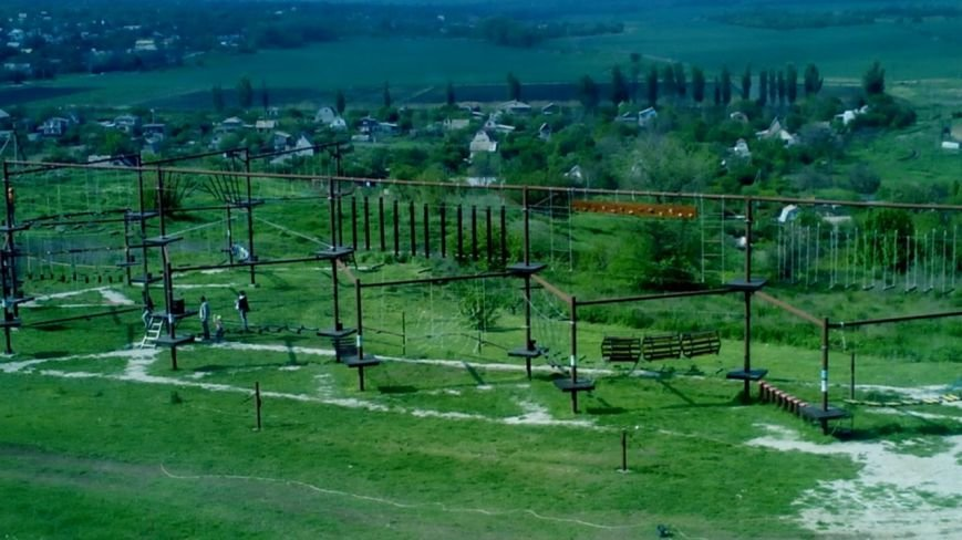 """Открытие сезона веревочного парка в Центре спорта и отдыха """"Аляска"""" состоялось, фото-1"""