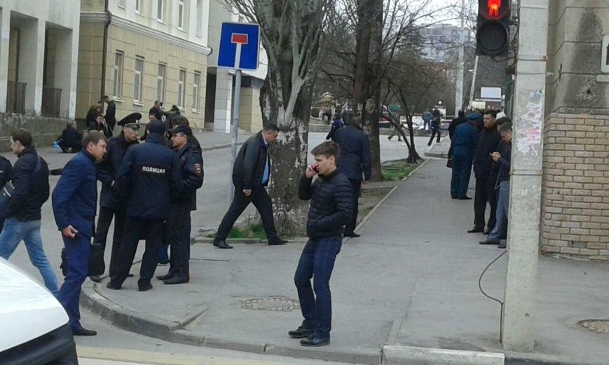 В Ростове произошел взрыв в районе 5 гимназии, фото-10